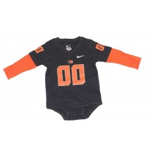 NCAA Licensed Oregon State Beavers Layered Look Bodysuit (18 Months)