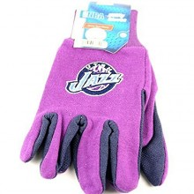 NBA Officially Licensed Utility Work Gloves (Utah Jazz)