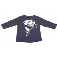 NHL Licensed St. Louis Blues INFANT Long Sleeve Hockey Player Shirt
