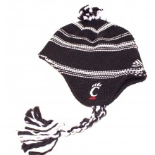 NCAA Officially Licensed Cincinnati Bearcats Pom Tassel Beanie Hat Cap Lid Toque