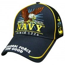 Officially Licensed Navy Victory Hat Cap Lid Beanie