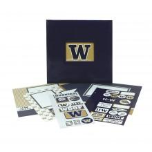 "NCAA Officially Licensed University of Washington Huskies 12"" X 12"" Tapestry ..."