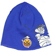 NBA New York Knicks Reverse Stitched Beanie