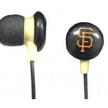 MLB Officially Licensed San Francisco Giants Ihip Earbuds