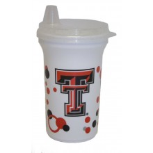 NCAA Licensed Sippy Cup with Lid (Texas Tech Raiders)