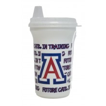NCAA Licensed Sippy Cup with Lid (Arizona Wildcats)