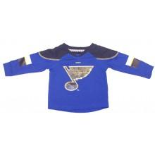 NHL Licensed St. Louis Blues TODDLER Long Sleeve Shirt