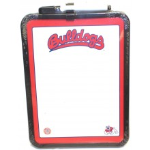 NCAA Officially Licensed Fresno State Bulldogs Dry Erase Board with Dry Erase Marker