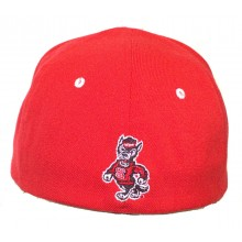 NCAA Licensed NC State Wolfpack Stretch Fit Baseball Hat Cap
