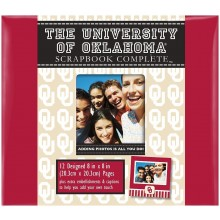 "NCAA Officially Licensed The University of Oklahoma Sooners 8"" X 8"" Tapestry ..."