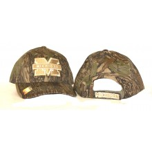 Michigan Wolverines Banner Camouflage Hat