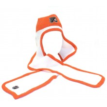 NHL Licensed Reebok Philadelphia Flyers Face Off Collection Lined Beanie Hat Scarf