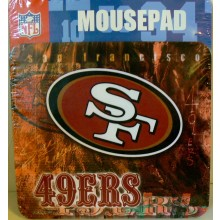 NFL Officially Licensed San Francisco 49ers Computer Mousepad