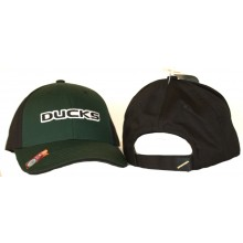 NCAA Officially Licensed Oregon Ducks 2-tone Hat Cap Lid