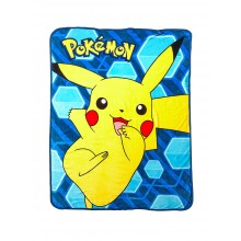 Officially Licensed Pokemon Mr. Pikachu Throw