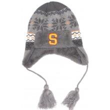 Syracue Orange Toddler Gray Turbulent Knit Beanie