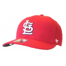 MLB Licensed St Louis Cardinals '47 Brand Bull Pen MVP Hat Cap Lid Toque