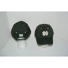NCAA Notre Dame Tattered Distressed Baseball Hat