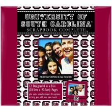 "NCAA Officially Licensed University of South Carolina Gamecocks 8"" X 8"" Tapes..."
