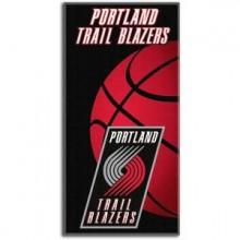 Northwest Company Portland Trail Blazers Emblem Beach Towel