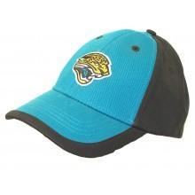 NFL Reebok Jacksonville Jaguars Black and Teal structured fit Hat Cap Lid
