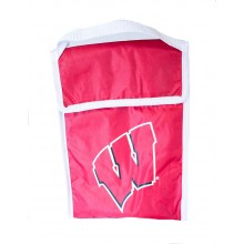 NCAA Licensed Lunch Box Cooler Bag (Wisconsin Badgers)