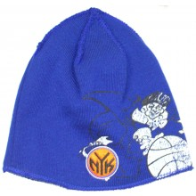 NBA New York Knicks Reverse Stitched Beanie