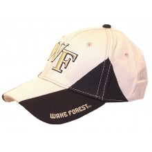 NCAA Licensed Wake Forest One Fit Baseball Hat Cap Lid