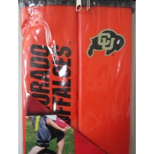 "NCAA Officially Licensed Colorado Buffaloes 13"" End Zone Pylon 2 Pack Set"