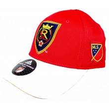 Real Salt Lake Red Flex Fit (S/M) Hat