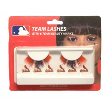 MLB Licensed Team Lashes Eyelash extensions (St. Louis Cardinals)