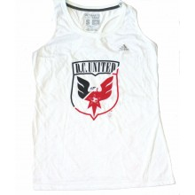 MLS Officially Licensed DC United Logo Performace Tank Top (Small)