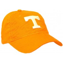 NCAA Officially Licensed Repeater Pattern Tennessee Volunteers Baseball Hat Cap Lid