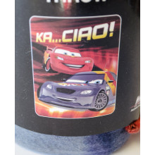"Disney's Pixar's Cars 2 40"" x 50"" Fleece Throw"