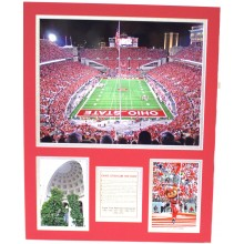 "NCAA Officially Licensed Ohio State Buckeyes ""AT&T Stadium History"" Close-Up ..."