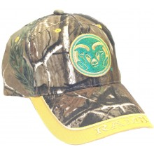 Colorado State Rams Embroidered RealTree Camo Hat