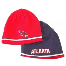 NBA Officially Licensed Atlanta Hawks Embroidered Logo Beanie Hat Cap Lid