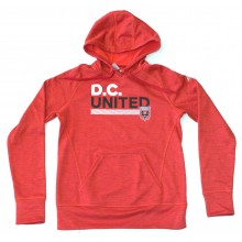 MLS Officially Licensed DC United Bold Hoodie (Small)