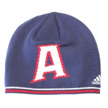 """NBA Officially Licensed Atlanta Hawks Big """"A"""" Embroidered Logo Beanie Hat Cap Lid"""