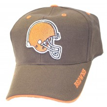 NFL Officially Licensed Cleveland Browns Embroidered Logo Baseball Style Hat Cap