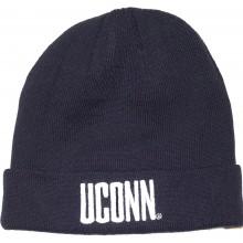 Conncecticut Uconn Huskies Cuffed Beanie Hat Cap