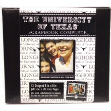 """NCAA Officially Licensed University of Texas Longhorns 8"""" X 8"""" Tapestry Compl..."""