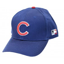 MLB Officially Licensed Chicago Cubs Team MLB Embroidered Logo Baseball Hat