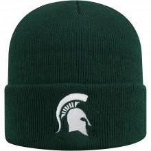Michigan State Spartans Basic Cuffed Beanie Hat