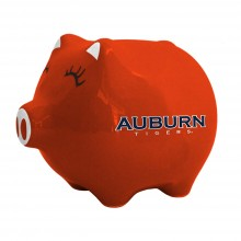 Auburn Tigers Ceramic Piggy Bank