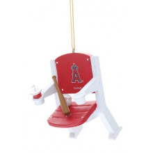 LA Angels Team Stadium Chair Ornament