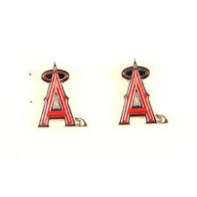 LA Angeles Stud Earrings