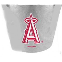 LA Angels Galvanized 5 QT Ice Bucket