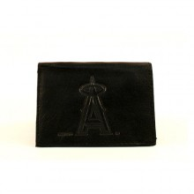 LA AngelsTri-Fold Leather Wallet