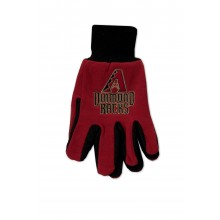 MLB Arizona Diamondbacks Team Color Utility Gloves